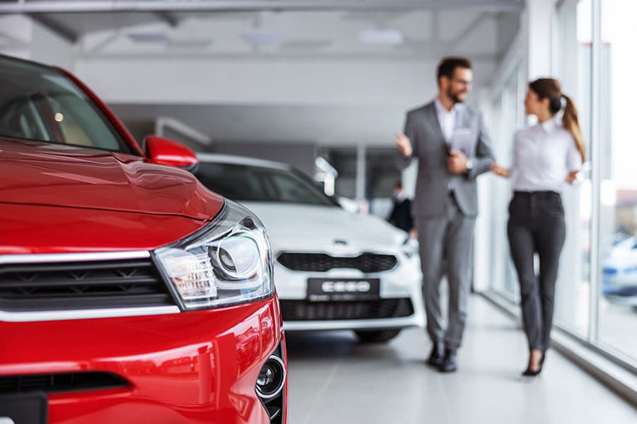 Service für Autohändler